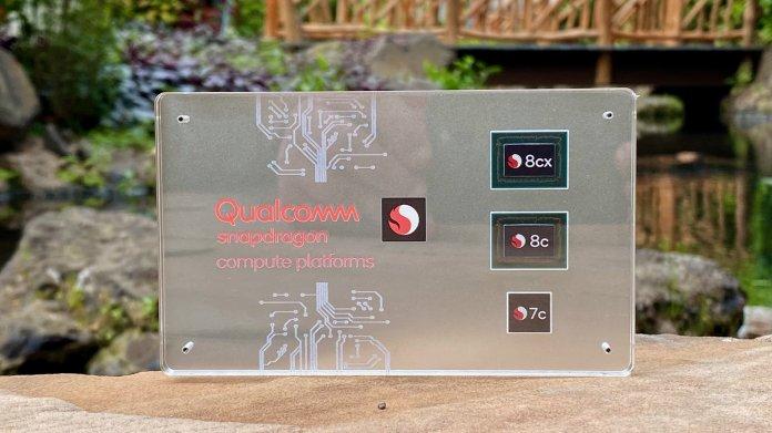 Qualcomm Snapdragon 7c und 8c: Neue Notebook-Konkurrenz für AMD und Intel