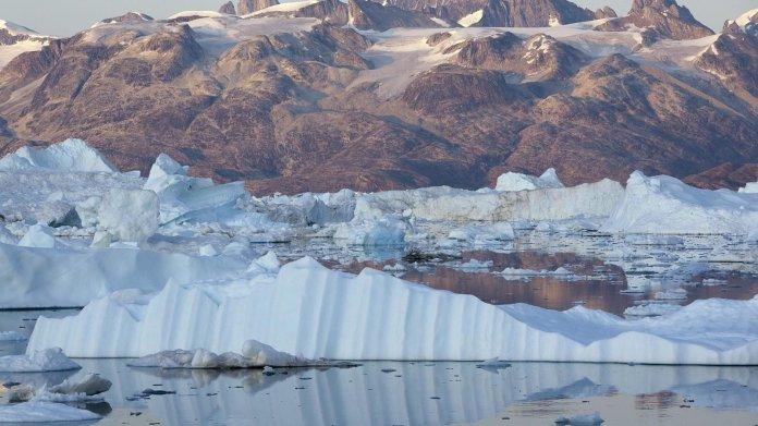 Grönland-Eisschmelze hob Meeresspiegel um fast 11 Millimeter an