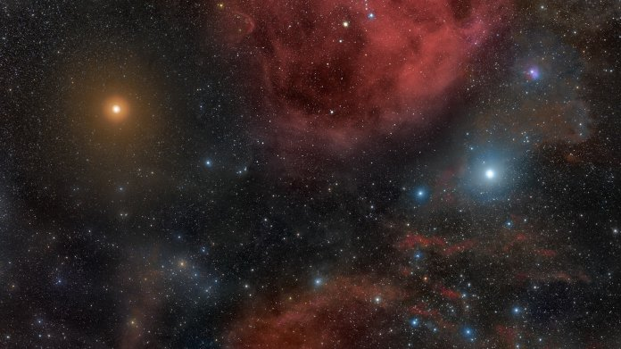 Astronomie: Beteigeuze dunkel wie nie – Spekulationen über Supernova