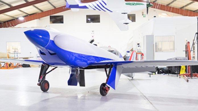 Elektroflugzeug: Rolls-Royce will Elektro-Temporekord knacken