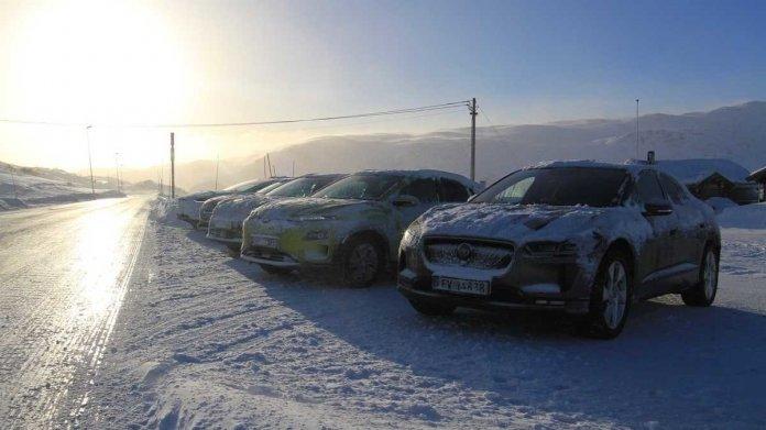 Norwegen: Fast die Hälfte der neuen Autos fährt elektrisch