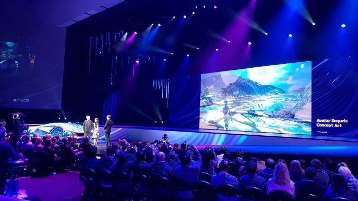 Mercedes-Benz zeigt Avatar-Designstudie