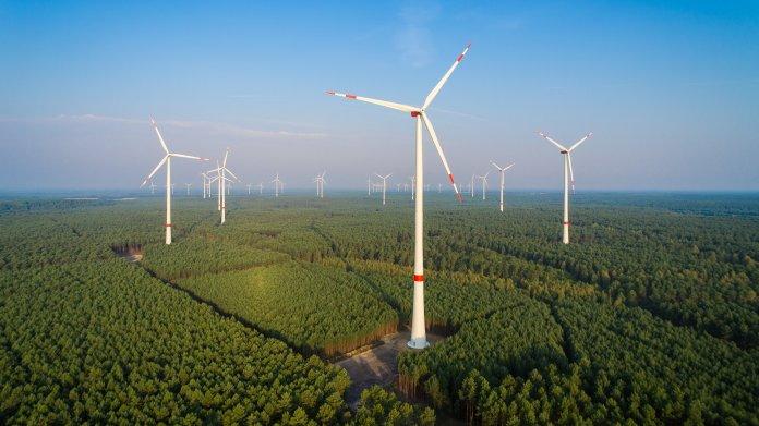 Erneuerbare Energien: Bau neuer Windräder an Land ist 2019 eingebrochen