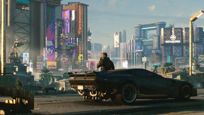 Cyberpunk 2077 kommt ein halbes Jahr später