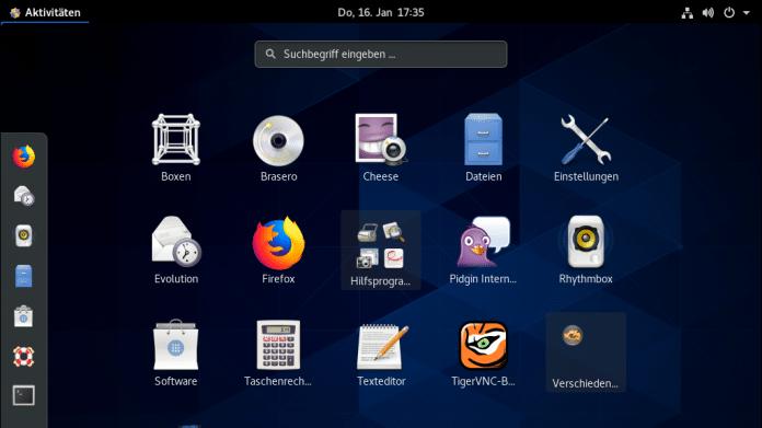 CentOS veröffentlicht kostenlosen Klon von Red Hat Enterprise Linux 8.1