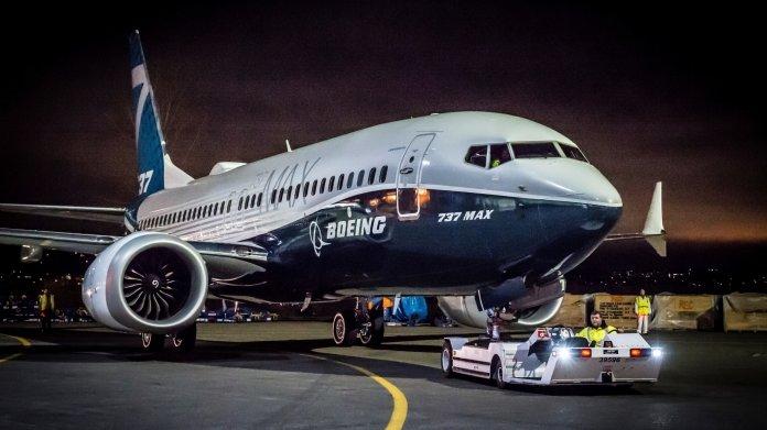 Boeing findet neues Software-Problem bei Krisenflieger 737 Max