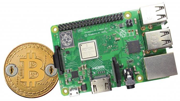 Raspberry Pi als Multisignatur-Hardware-Wallet fürs Bitcoin-Vermögen verwenden