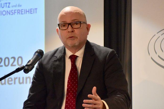 Paul Nemitz, Chefberater der Europäischen Kommission in der Generaldirektion für Grund- und Bürgerrechte