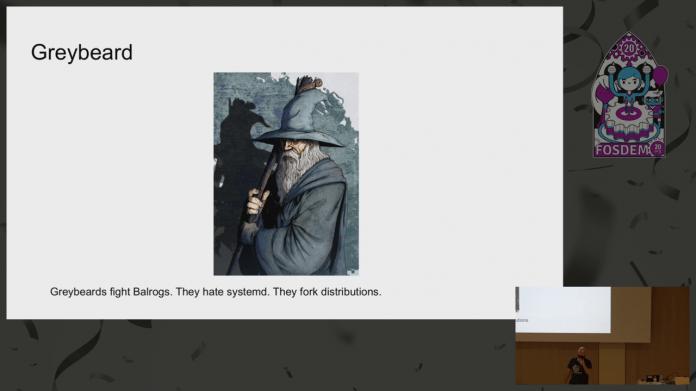FOSDEM: Die Container-Revolution ist der Alptraum der Unix-Graubärte