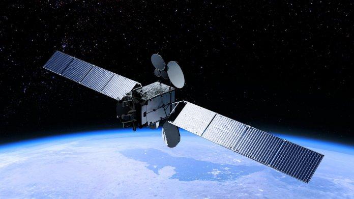 Satellit für weltweite Amateurfunkverbindungen