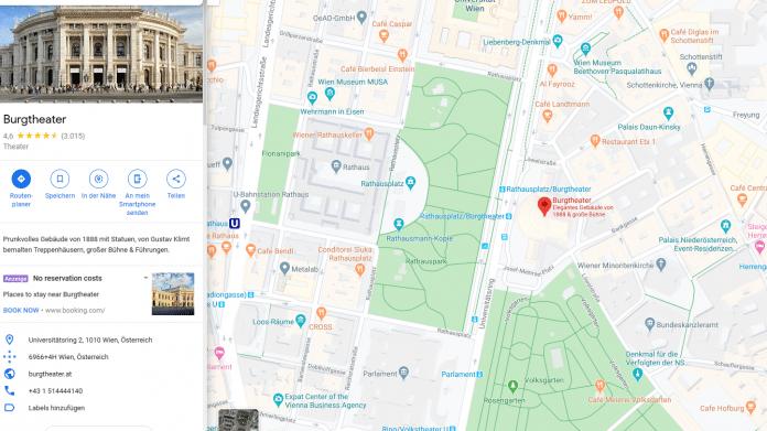 Millionen gefälschte Beiträge und Profile aus Google Maps gelöscht