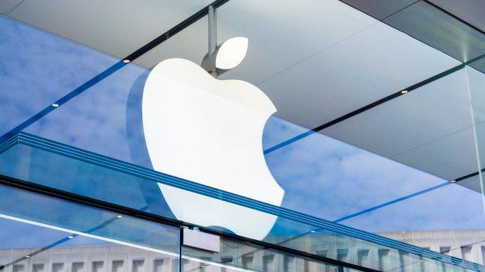 Apple-Filiale in Peking