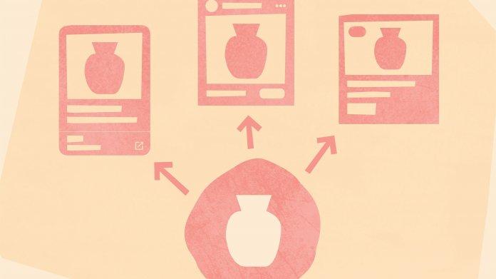 Etsy wirbt mit Produkten der Verkäufer – und verlangt Gebühr