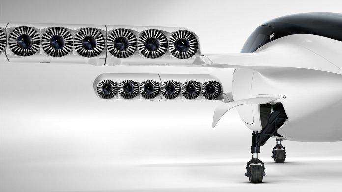 Elektro-Flugtaxi: Einer von zwei Prototypen abgebrannt