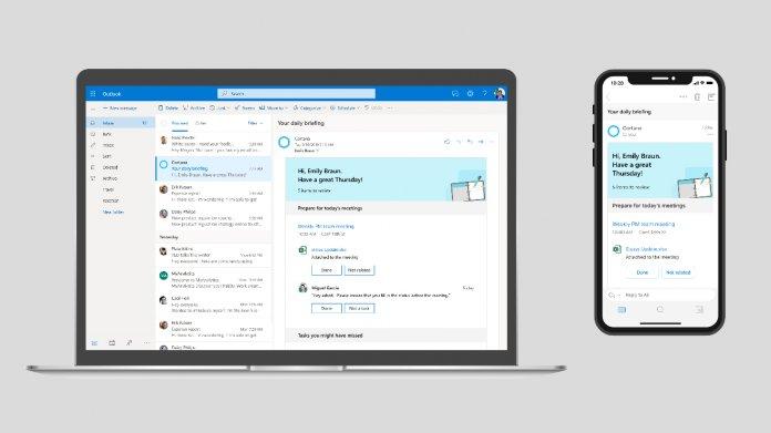Sprachassistentin: Microsofts Cortana wird Produktiv