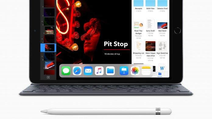 Leerer Bildschirm: Serviceprogramm für das iPad Air der dritten Generation