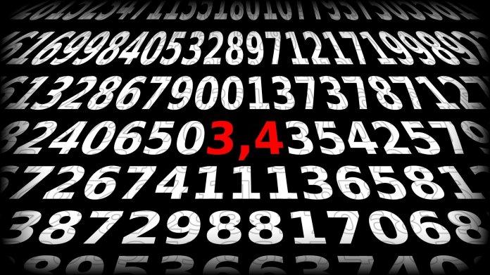 """Zahlen, bitte! 3,4% Coronavirus-Fallsterblichkeit  - die """"False Number"""" und etwas Virenstatistik"""