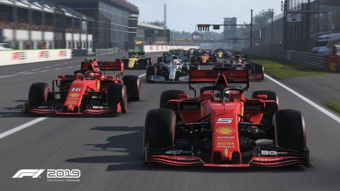 Virtual Grand Prix: Die Forme 1 wird digital