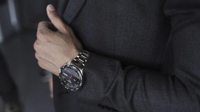 T-Touch Connect Solar: Erste Smartwatch von Tissot