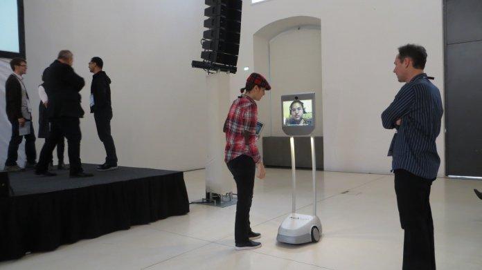Roboter gegen Corona-Krise