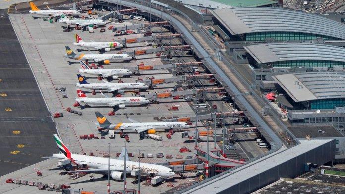 Drohnenabwehrsysteme für 14 Flughäfen geplant