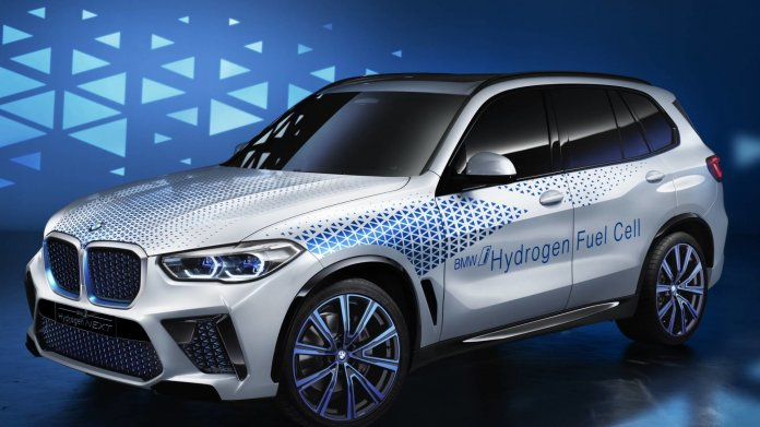 BMW i Hydrogen Next: H2-Auto für 2022 in Kleinserie auf X5-Basis