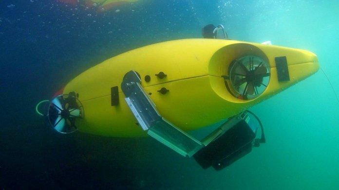 Testfeld für maritime Robotik vor Helgoland abgesteckt