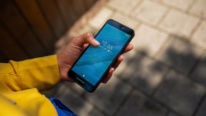 Google-freie Android-Version /e/ kommt auf das Fairphone 3