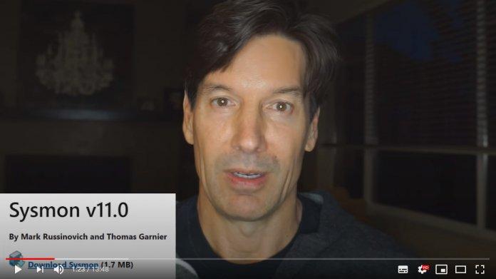 Sysinternals Sysmon auf Version 11.0 aktualisiert