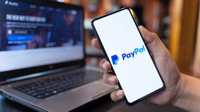 Paypal: Kontaktlos im Laden zahlen mit QR-Code