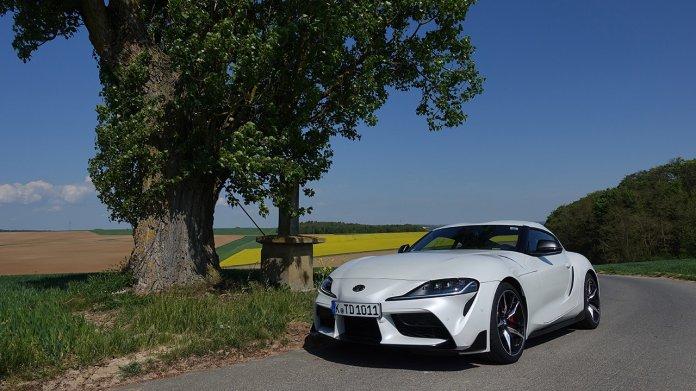 Test Toyota Supra GR 3.0