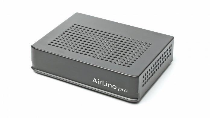 Von Bluetooth bis AirPlay: Streaming-Box AirLino Pro im Test