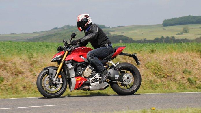 Ducati Streetfighter V4 S Fahrbericht