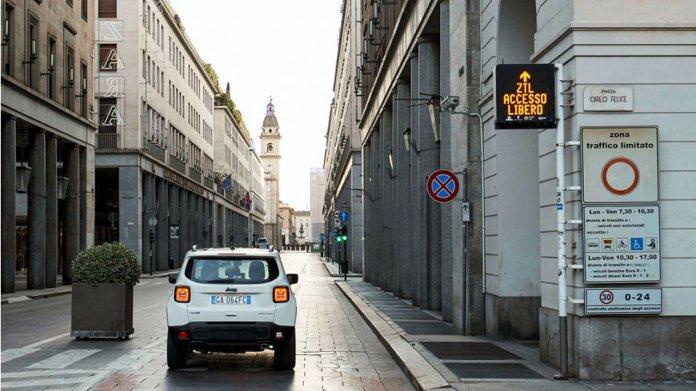 Fiat Chrysler arbeitet auch am automatischen Elektromodus für Plugin-Hybride
