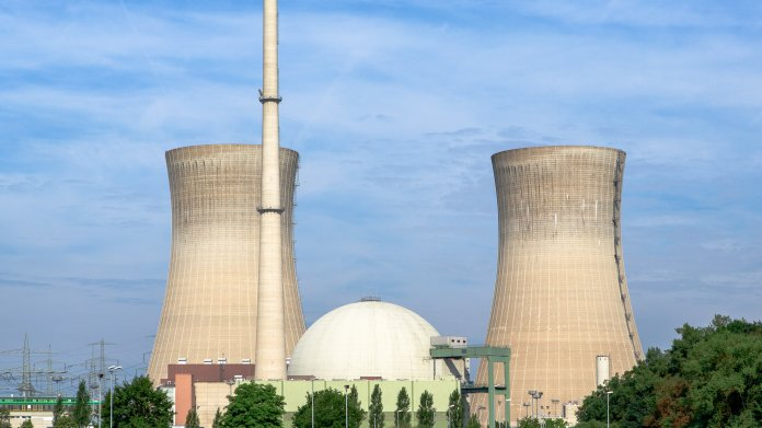 Bis zur letzten Schraube: Wie das Kernkraftwerk Grafenrheinfeld demontiert wird