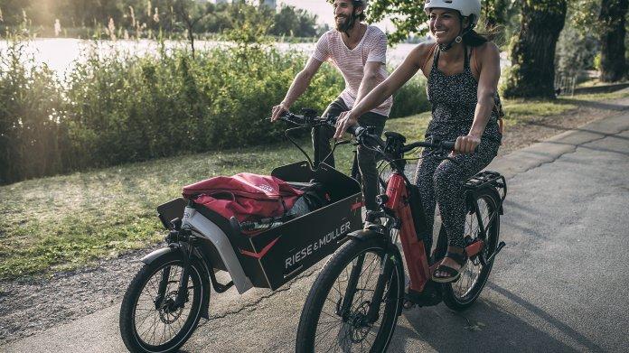 Umweltfreundlich und hip: Was steuern Lastenfahrräder zur Verkehrswende bei?