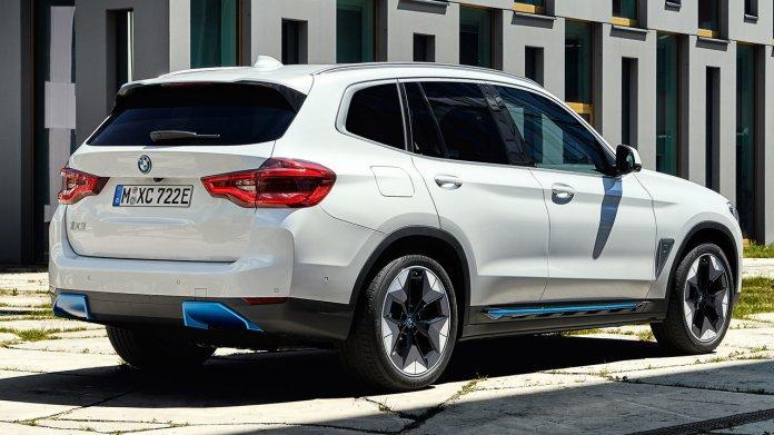 BMW iX3: E-SUV auf neuer Basis