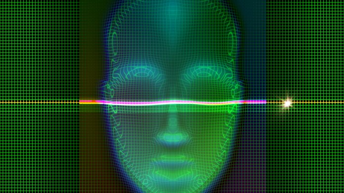 Gesichtserkennungs-Software