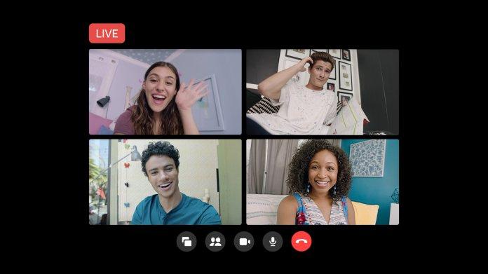 Facebook Room bekommt eine Funktion für Live-Streaming