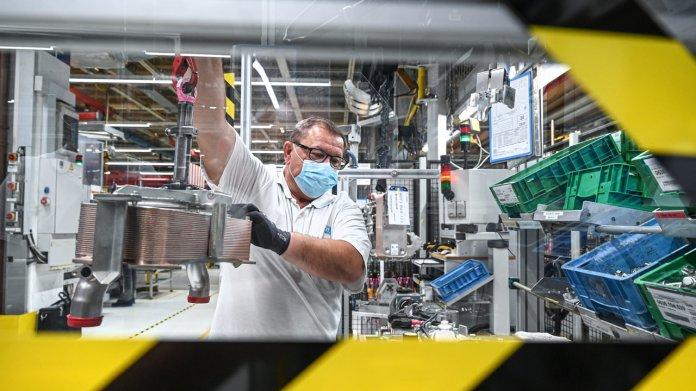 Jobs bei ZF in Schweinfurt bis 2025 gesichert