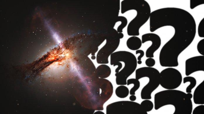 Die X-Akten der Astronomie: Moduliert da etwa jemand Galaxienkerne?