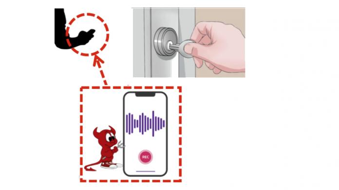 l+f: Schlüssel abgehört – echt!