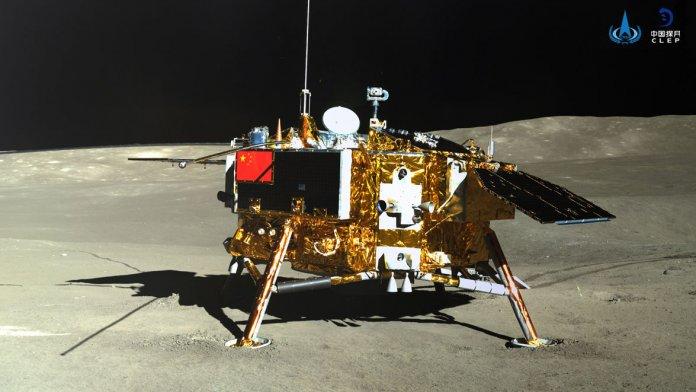 Mond: Hohe Strahlenbelastung, aber nicht zu hoch für bemannte Missionen