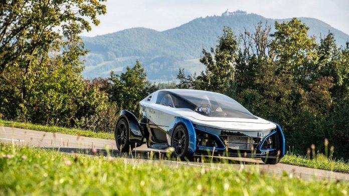 Brennstoffzelle: E-Zweisitzer soll Pendeln klimavertr?glicher machen