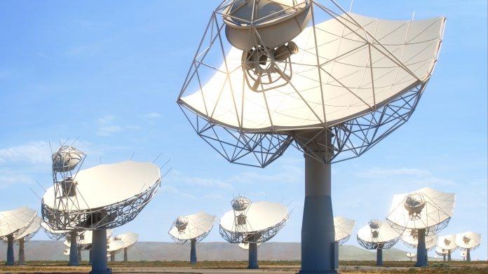 Starlink & Co.: Auch Radioastronomen schlagen nun Alarm