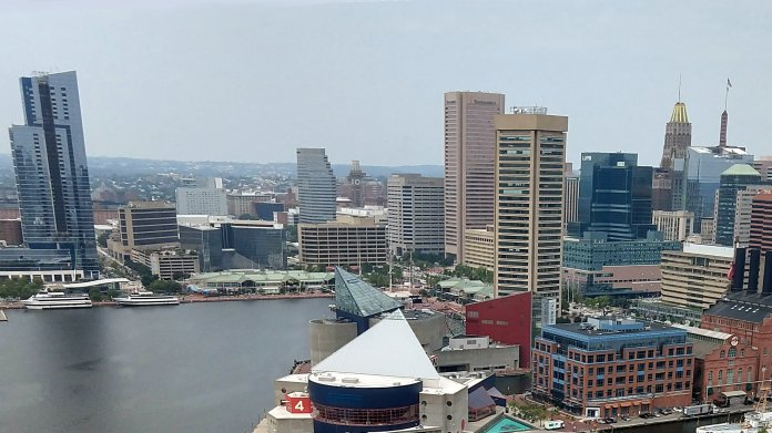 Skyline Baltimores