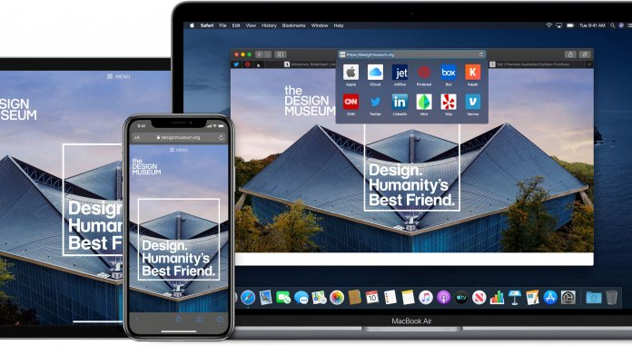 Safari von Apple