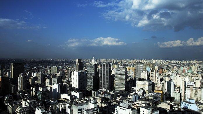 Skyline São Paulos
