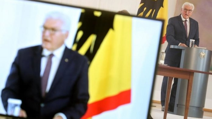 Steinmeier startet internationales Forschungsprojekt