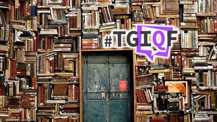 Bücher, Tür